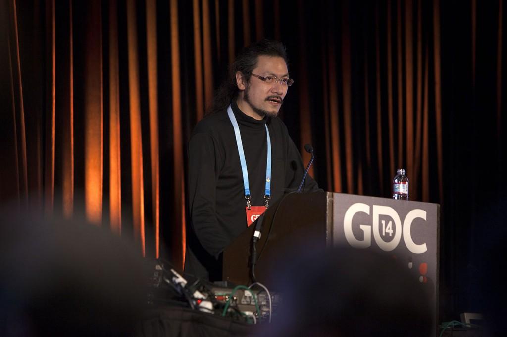 Koji Igarashi at GDC 2014