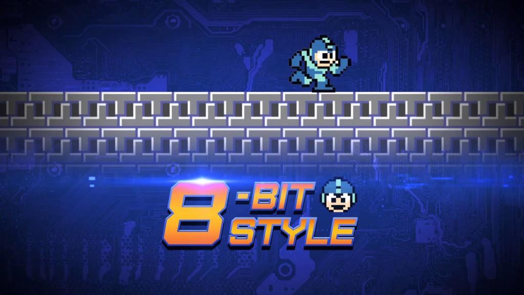 8-bit style