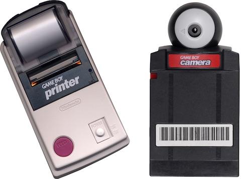 Game Boy Camera & Printer
