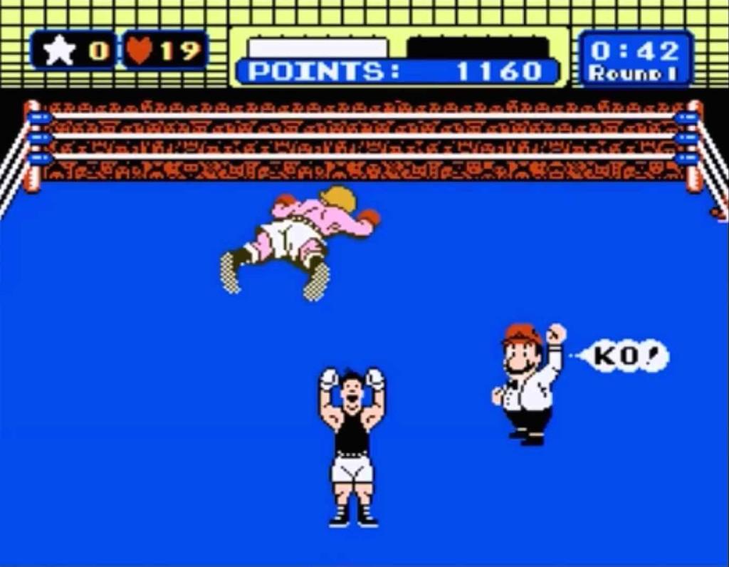 Little Mac TKO