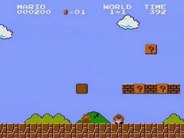 Mario Bros 1-1