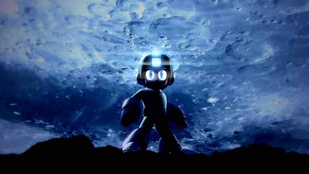Mega Man Smash Bros
