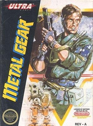 Metal Gear Box US