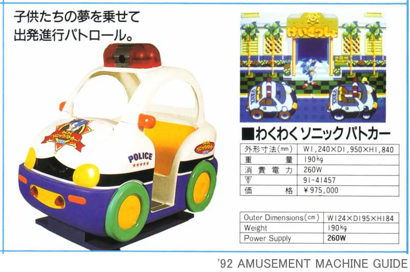 Sonic Patrol