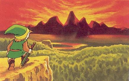 Zelda Concept Art