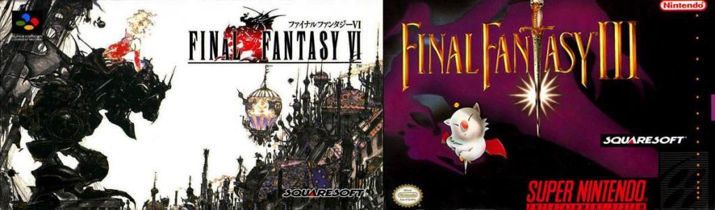 Final Fantasy 6&3