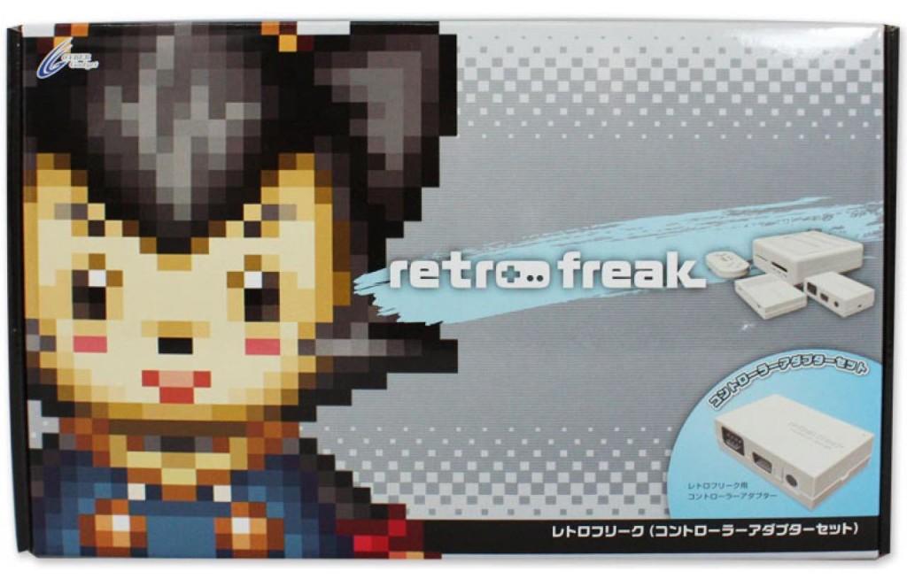 Retro Freak Premium Box