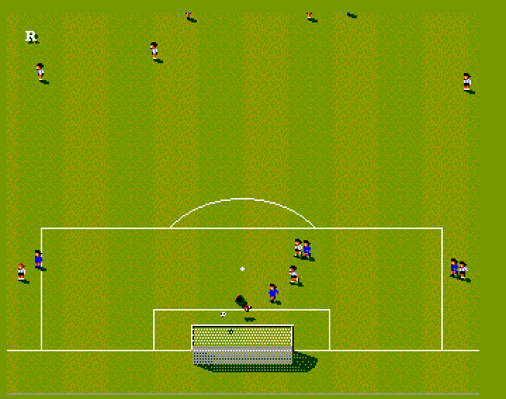 Sensible Soccer on the Amiga