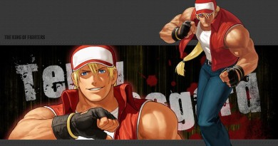 RetroVision – The King of Fighters: Terry Bogard