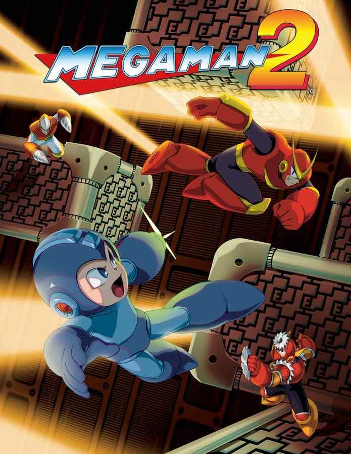 Mega Man 2 Legacy