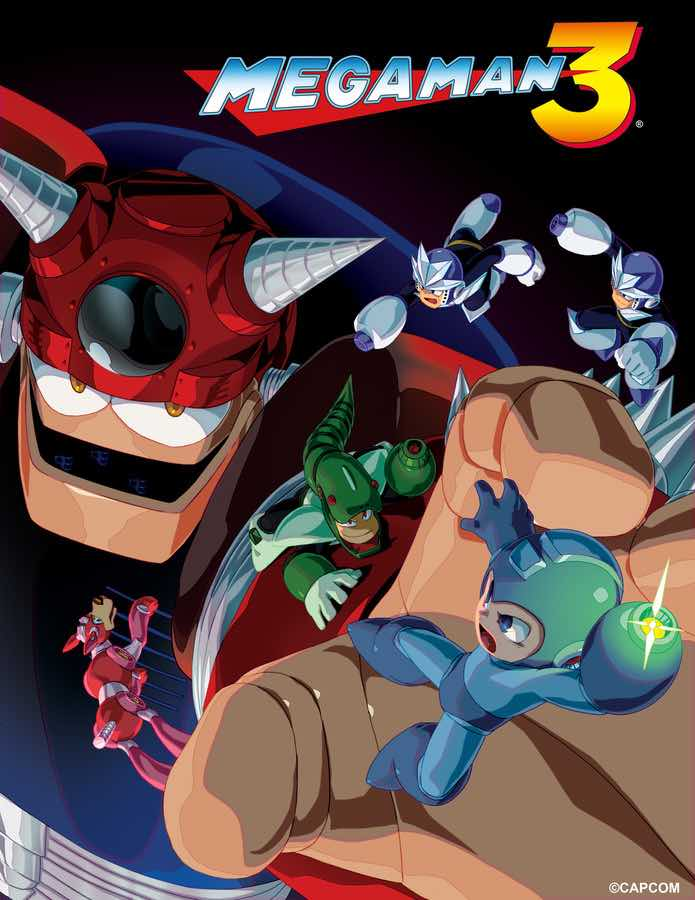 Mega Man 3 Legacy