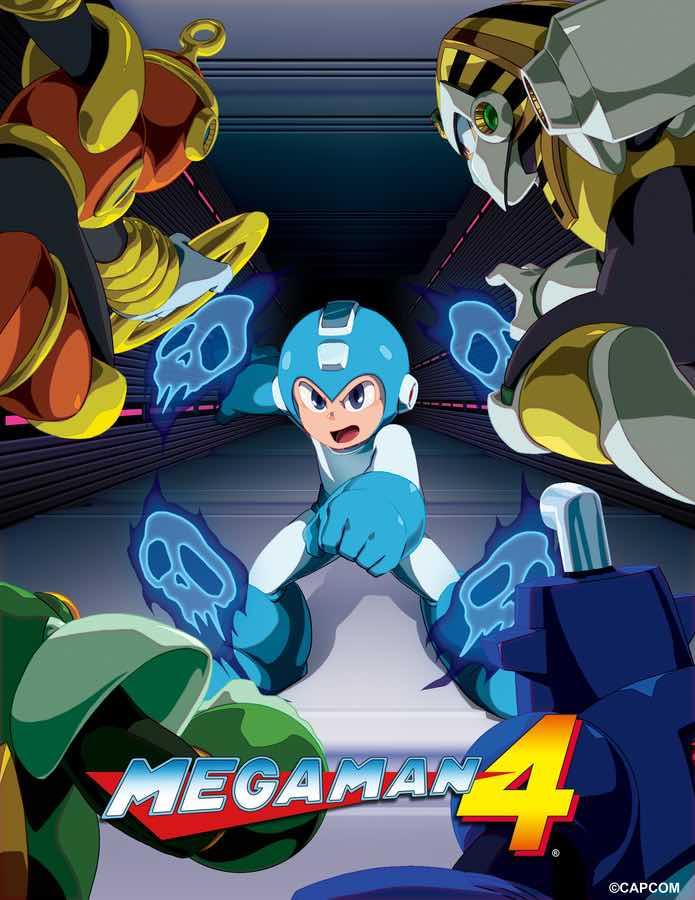Mega Man 4 Legacy