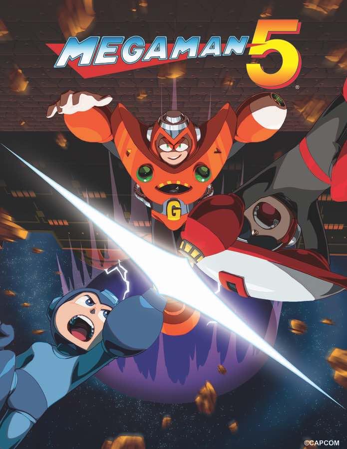 Mega Man 5 Legacy