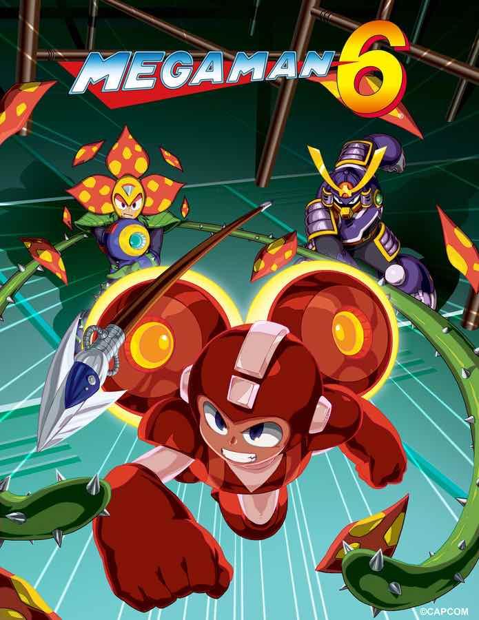 Mega Man 6 Legacy