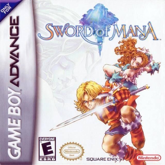 Sword of Mana Box