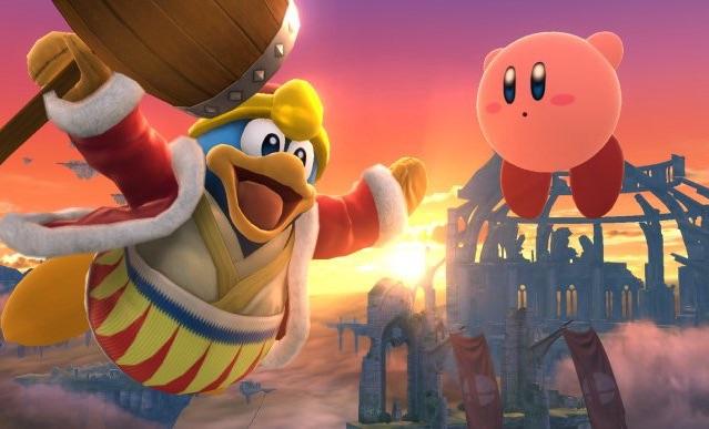 Dedede & Kirby