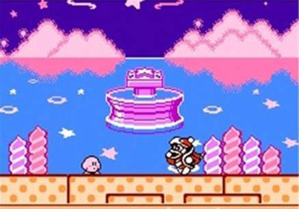 Dedede Kirby's Adventure