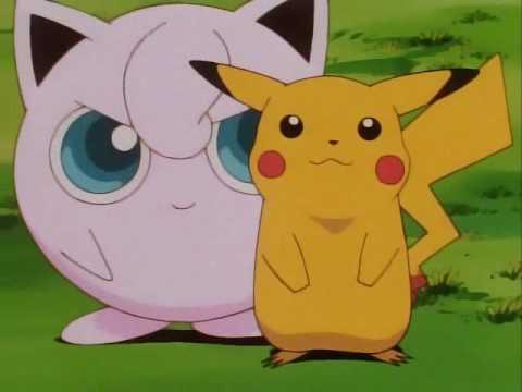 Jigglypuff & Pikachu