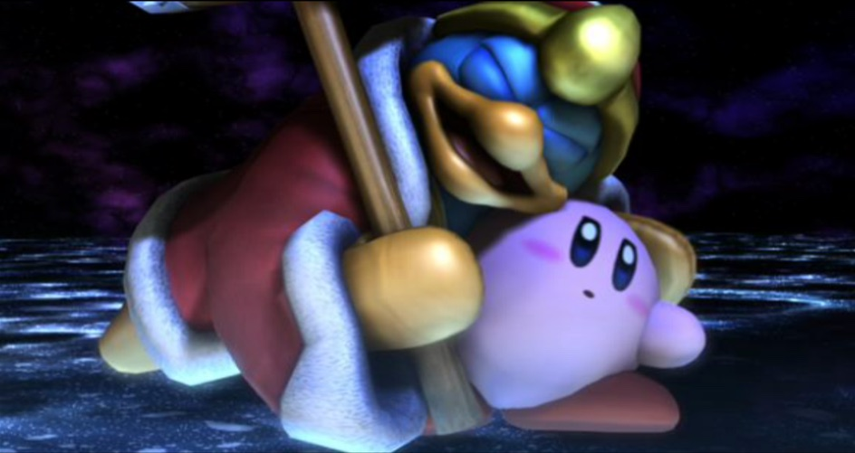 Kirby & Dedede Reunion