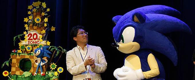 Naka & Sonic
