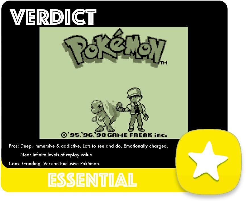 Pokemon Verdict