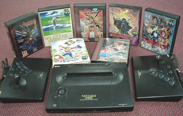 Neo Geo & Games