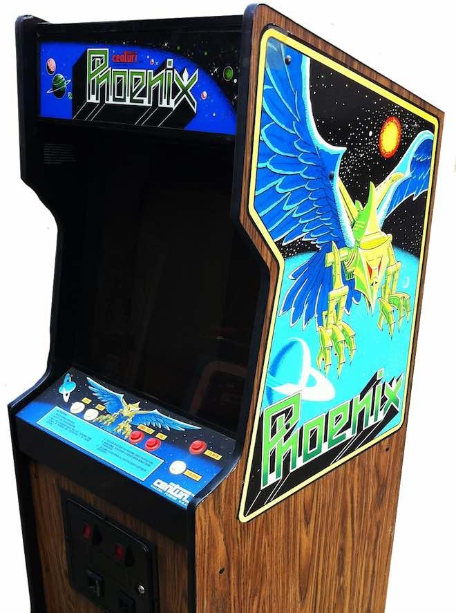 Phoenix USA Arcade Cabinet