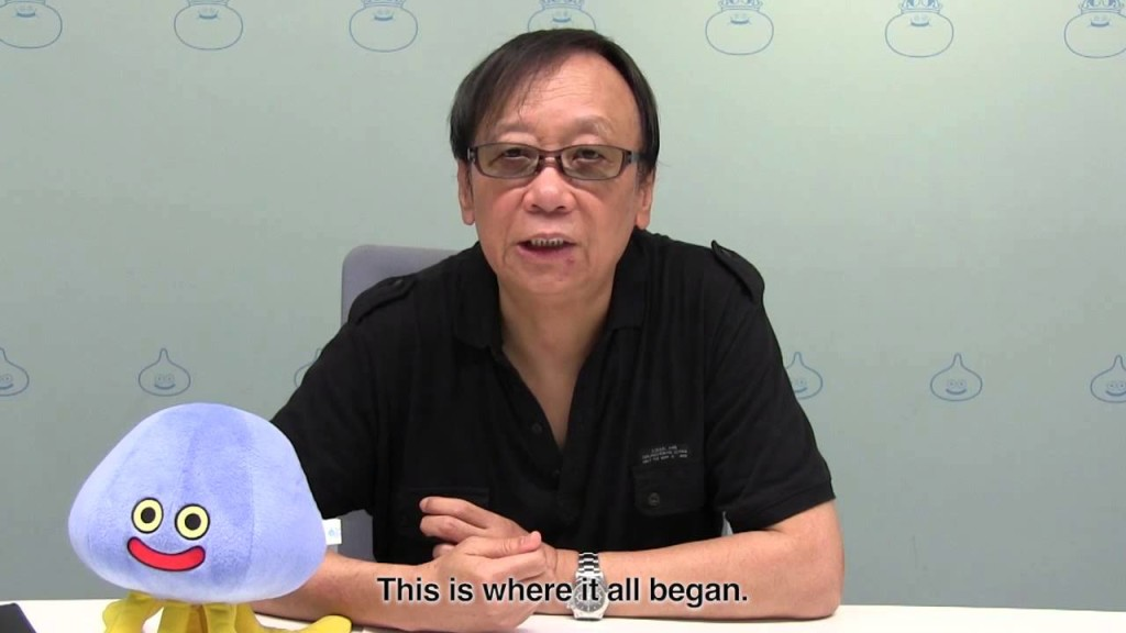 Yuji Horii Slime