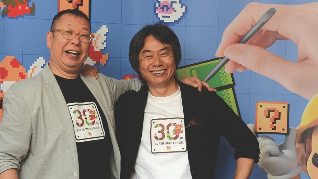 Tezuka & Miyamoto
