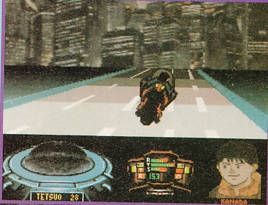 Akira Game Bike