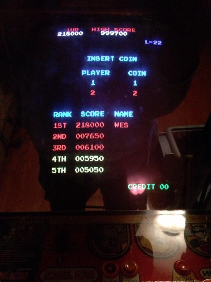 Donkey Kong World Record Perfect