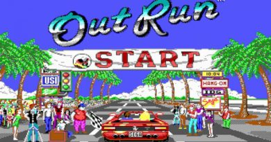 RetroSpective – Out Run