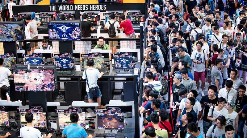 ChinaJoy 2016 PC MMO