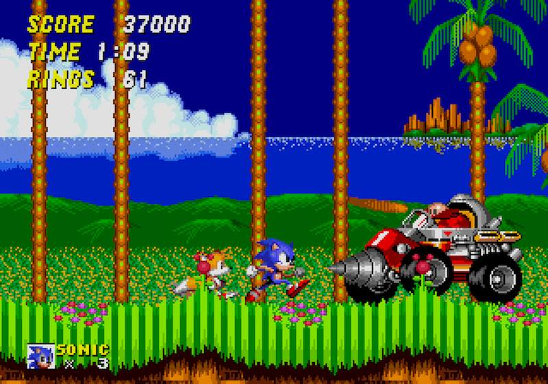 Eggman Sonic 2