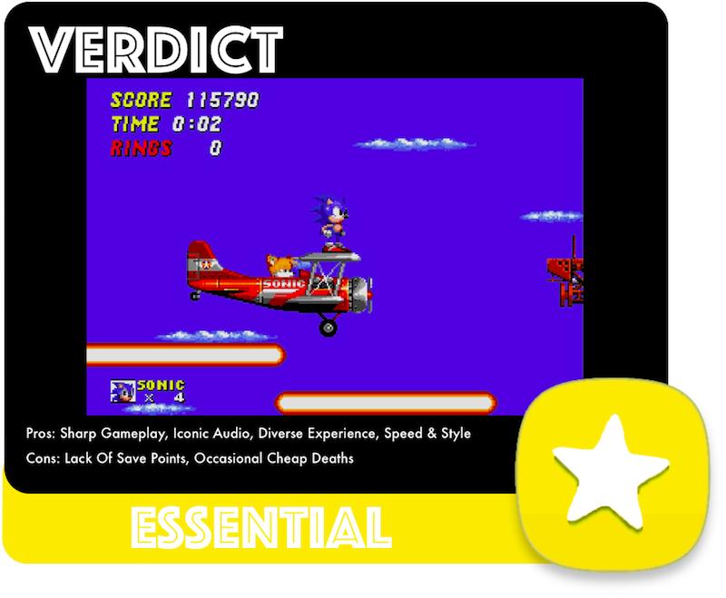 Sonic 2 Verdict