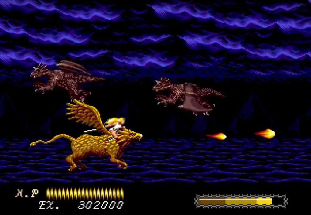 dahna-megami-tanjou-gameplay