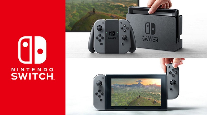 Nintendo Switch Banner Rings Coins
