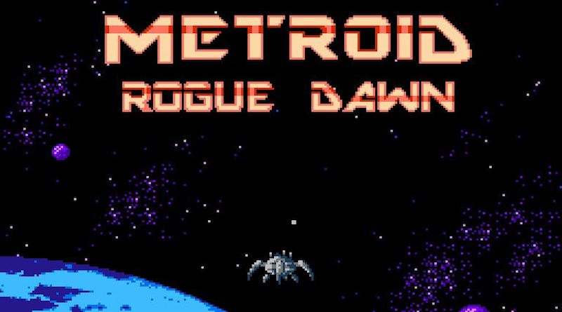 Metroid: Rogue Dawn Banner
