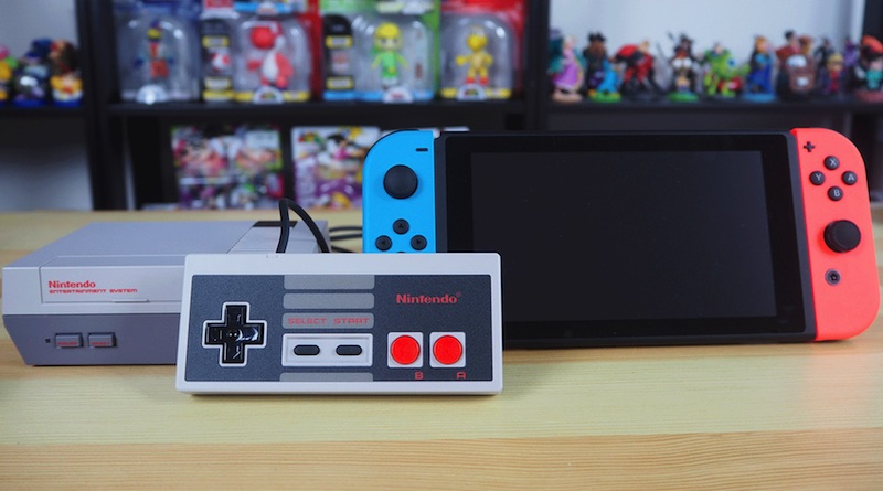 RetroVision - Nintendo Switch Virtual Console Not Available