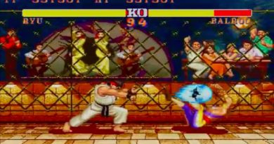 New Street Fighter II Combos Banner
