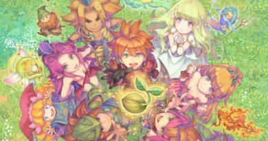Seiken Densetsu Collection Banner