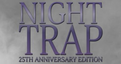Night Trap 25th Anniversary Edition Banner