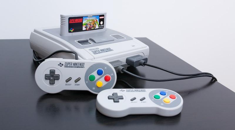 SNES Mini Main Console