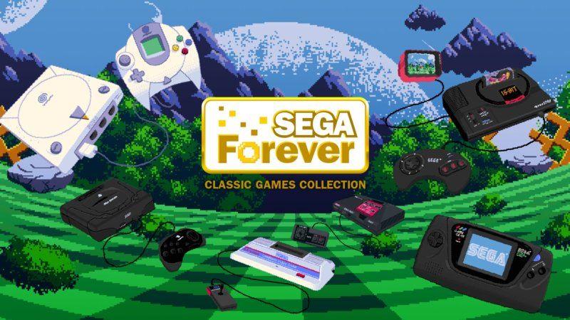 The Future of Sega - Sega Forever
