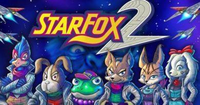Star Fox 2 Banner