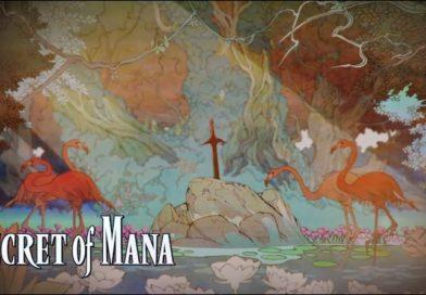 News – Square Enix Reveal Secret of Mana Remake's Opening Movie